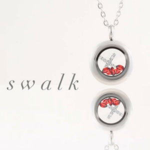 Lavish Lockets swalk locket