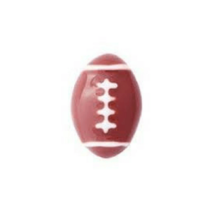 Rugby ball Floating charm