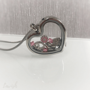 Mum Heart Locket