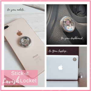 Stick-IT Locket